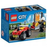 LEGO 60105 - City Pompieri ATV Dei Pompieri