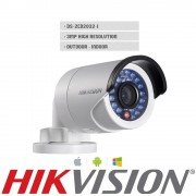 HIK English Version H.264 DS-2CD2032-I V5.3.0 IP Bullet Camera 4mm 3.0MP CCTV Camera With POE Network Replace DS-2CD2035-I