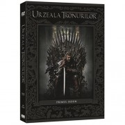 Game of Thrones-Season 1:Timothy Van Patten,Alan Taylor,Brian Kirk - Urzeala Tronurilor-Sezonul 1 (5DVD)