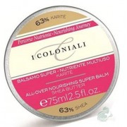 I Coloniali All-Over Nourishing Super Balm Odżywczy Balsam do ciała z masłem shea 75ml