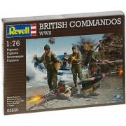 British Commandos WWII 1/76 Revell Germany
