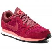Pantofi NIKE - Md Runner 2 749869 601 Noble Red/Port/Hot Punch