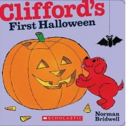 Clifford's First Halloween by Norman Bridwell