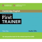 First Trainer Audio CDs (3)