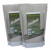 1kg semillas de chia - entrega contra reembolso - 100% libre de quimicos