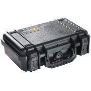 Pelican Waterproof Hard Case - 1170 (Black)