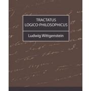 Tractatus Logico-Philosophicus by Wittgenstein Ludwig Wittgenstein