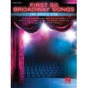First 50 Broadway Songs You Should Sing: High Voice