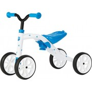 Chillafish QUADIE 4-Wheeled Grow-With-Me Ride-On Quad, Blue by Chillafish