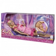 Papusa Barbie hai la somn