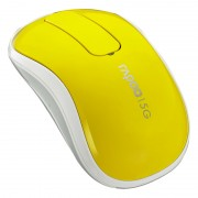 Mouse wireless Touch T120P Rapoo, Galben
