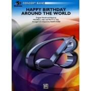 Happy Birthday Around the World by Mildred J Hill