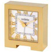 Vedette VR50020 - Reloj despertador analógico de cuarzo unisex