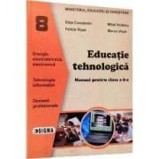 Manual educatie tehnologica clasa 8 - Eliza Constantin Mihai Nedelcu Felicia Visan Marius Visan