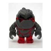 Rock Monster Meltrox (Trans-Red) - LEGO Power Miners 1 3/8 Figure