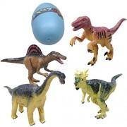ToyJoy 3D Puzzle Dino Dinosaur Assorted Pachycephalosaurus/ Velociraptors/ Spinosaurus/ Brachiosauru