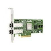 Emulex LightPulse LPe12002 - Adaptateur réseau - PCIe x4 - 8Gb Fibre Channel x 2 - pour PRIMERGY RX2540 M1-L, RX2540 M2, RX4770 M2, RX4770 M3, RX600 S6, TX2560 M1, TX2560 M2