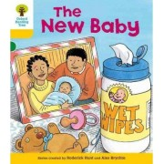 Oxford Reading Tree: Level 5: More Stories B: The New Baby by Roderick Hunt