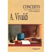 Concerto Per Violino E Orchestra In Sol Maggiore - A. Vivaldi