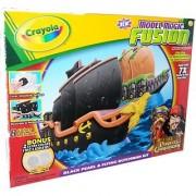 Crayola Model Magic Fusion Pirates of the Caribbean Black Pearl & Flying Dutchman Kit