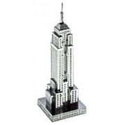Metallic nano puzzle Empire State Building TMN-08 (japan import)