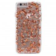 Husa Fashion dual layer Case-Mate Karat pentru Apple iPhone 6/6s, Rose Gold