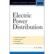Electric Power Distribution by A. S. Pabla