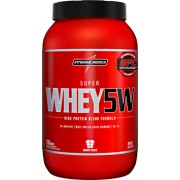 Super Whey 5W - 0,907 kg - Integralmédica