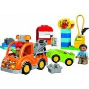 Set Constructie Lego Duplo Camion De Remorcare