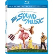 The Sound of Music - Aniversare 50 de ani 2 discuri BluRay 1965