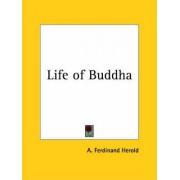 Life of Buddha (1927) by A. Ferdinand Herold