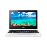 """Acer 2 en 1 Chromebook CB5-132T-C10L 11"""", Intel Celeron N3060 1.60GHz, 4GB, 32GB, Chrome OS, Blanco"""