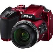 Nikon coolpix b500 - colore rosso - 2 anni di garanzia