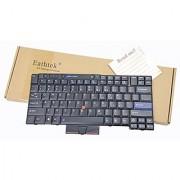 Eathtek New Laptop Keyboard for IBM Lenovo Thinkpad T410 T410i T410s T410si T420 T420I X220 X220i series Black US Layout