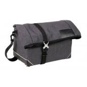 Norco Exeter Gepäckträgertasche Klettverschluss grau Gepäckträgertaschen