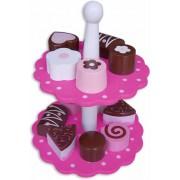 Simply for kids Houten bonbon set
