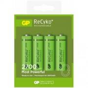 GP 4 x akumulatorki R6/AA GP ReCyko+ 2700 Series 2600mAh