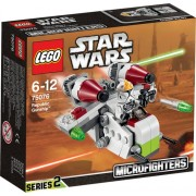 LEGO Star Wars Republic Gunship Microfighter - 75076