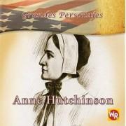 Anne Hutchinson by Barbara Kiely Miller