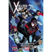 All-New X-Men Volume 6: The Ultimate Adventure by Brian Michael Bendis