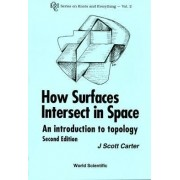 How Surfaces Intersect in Space: An Introduction to Topology by J. Scott Carter