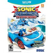 Sonic & All-Stars Racing Transformed Nintendo Wii U