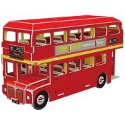 Cubicfun 3D Puzzle - Double Decker Bus - S3018H
