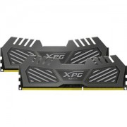 Memorie AData XPG V2 Tungsten Grey 16GB (2x8GB) DDR3, 1600MHz, PC3-12800, CL9, XMP, Dual Channel Kit, AX3U1600W8G9-DMV