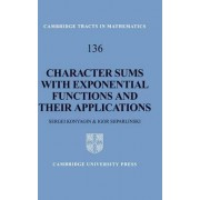 Character Sums with Exponential Functions and their Applications by Sergei Konyagin