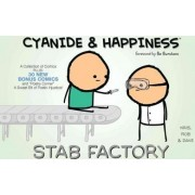 Cyanide & Happiness: Stab Factory by Rob DenBleyker