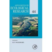 Ecosystems in a Human-Modified Landscape: Volume 44 by Guy Woodward