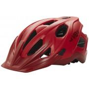 UVEX stivo cc Kask czerwony Kaski rowerowe