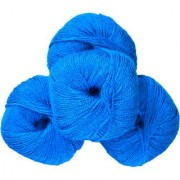 Soft Wool Dark Blue 200 Gm (4Pc)