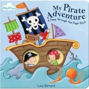 My Pirate Adventure by Lucy Barnard